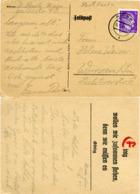 (Lo3749) Aufbrauch Karte DR St. Riesa N. Wurzen - Briefe U. Dokumente