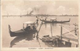 VENEZIA-LIDO GONDOLIERI - Venezia (Venice)