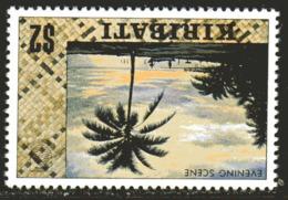 Kiribati 1979 Definitives $2 Value, Wmk. Sideways Inverted, MNH, SG 99w (BP2) - Kiribati (1979-...)