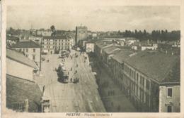 VENEZIA-MESTRE PIAZZA UMBERTO I - Venezia (Venice)