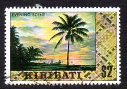 Kiribati 1979 Definitives $2 Value, Used, SG 99 (BP2) - Kiribati (1979-...)
