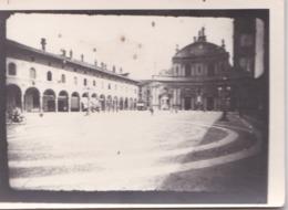 Photographie Amateur Italie Vigevano La Place  ( Ref 191422) - Lugares