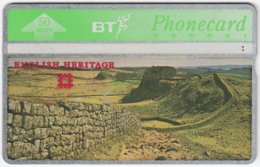 GREAT BRITAIN E-529 Hologram BT - Culture, Ruins (chipping) - 528E - Used - Royaume-Uni