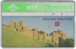 GREAT BRITAIN E-530 Hologram BT - Culture, Ruins - 528D - Used - Royaume-Uni