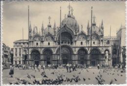 VENEZIA ; VENEDIG - Basilica San Marco, Cartoline Photo   Viaggiata  RPPC - Venezia (Venice)