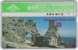 GREAT BRITAIN E-534 Hologram BT - Culture, Ruins - 528E - Used - Royaume-Uni