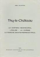 Thy-le-Château. Eglise - Châsse - Marche Saints-Pierre-et-Paul - Culture