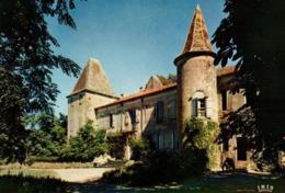 32 - LUPIAC - CHÂTEAU DE CASTELMORE (DEMEURE NATALE DE D'ARTAGNAN) - Andere Gemeenten
