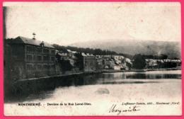 Monthermé - Derrière De La Rue Laval Dieu - Edit. LAFFINEUR SAMIN - 1904 - Montherme