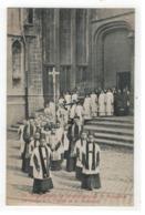Mechelen  De Geestelijkheid,de Reliquiënkas Van St.Rumoldus.  Le Clergé Et La Châsse De St. Rombaut 1913 - Malines