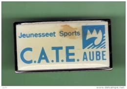AUDE JEUNESSEET SPORTS C.A.T.E. *** 2008 - Pins