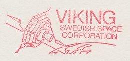 Meter Cut Sweden 1988 Viking - Swedish Space Corporation - Satellite - Astronomie