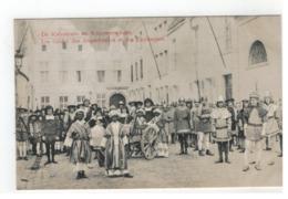 Mechelen  De Kolveniers- En Schermersgilden.  Les Gildes Des Arquebusiers Et Des Escrimeurs - Malines