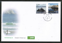 CEPT 2012 IE MI 2016-17 IRELAND FDC - 2012