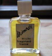 Miniature De Parfum  MIMOSA FRAGONARD - Non Classés