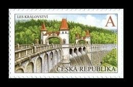 Czech Republic 2019 Mih. 1020 Les Kralovstvi Dam MNH ** - República Checa