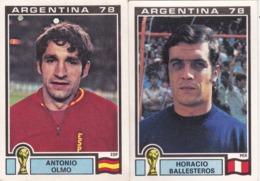 Image Panini  Coupe Du Monde 78 - Trading Cards