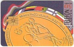 HUNGARY D-996 Chip Matav - Sport, Olympic Medal Winner - Used - Hongrie