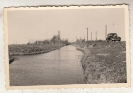 Nederland - Old Timer - Te Situeren - Foto 6 X 9 Cm - Automobile