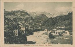VICENZA-RECOARO TORRENTE AGNO VIA GIARA - Vicenza