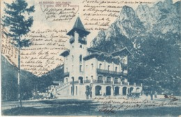 VICENZA-RECOARO ALBERGO DOLOMITI - Vicenza