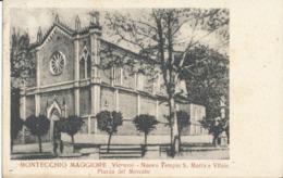 VICENZA-MONTECCHIO MAGGIORE PIAZZA DEL MERCATO - Vicenza