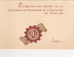 Section Des Jeunes De La Chambre De Commerce Et D'Industrie De Nivelles - Collections