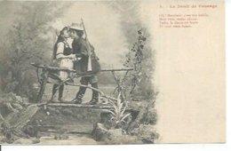 3 - LE DROIT DE PASSAGE  ( BERGERET) - Bergeret