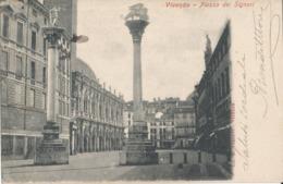 VICENZA-PIAZZA DEI SIGNORI - Vicenza