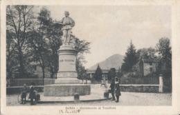 VICENZA-SCHIO MONUMENTO AL TESSITORE - Vicenza