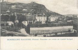 VICENZA-MONTECCHIO MAGGIORE PANORAMA - Vicenza