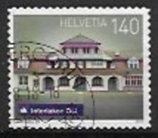 Gare D'Interlaken - Used Stamps