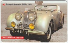 JERSEY A-358 Magnetic Telecom - Traffic, Historic Car - 77JERD - Used - Royaume-Uni