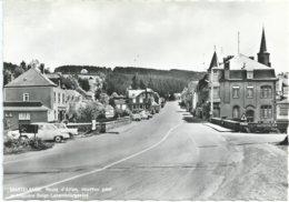 689. Martelange - Route D'Arlon, Nouveau Pont Et Frontière Belge -Luxembourgeoise - Martelange