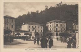 VICENZA-RECOARO PIAZZA VITTORIO VENETO - Vicenza