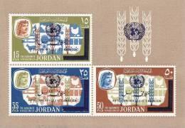 Jordania Hb Michel 33 - Jordania