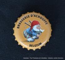 Bière Beer Bier Cerveza Cerveja Birra BRASSERIE D'ACHOUFFE Belgium - Bière