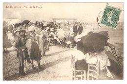 CPA 11 PORT LA NOUVELLE - Vue De La Plage - Beau Plan - Port La Nouvelle