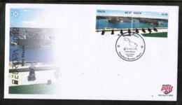 CEPT 2012 MT MI 1712 MALTA FDC - Europa-CEPT