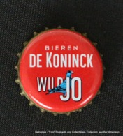 Bière Beer Bier Cerveza Cerveja Birra Bieren DE KONINCK WILD JO - Bière