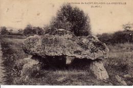 41 - Le Dolmen De SAINT-HILAIRE-LA-GREVELLE - - France