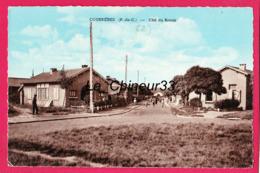 62 - COURRIERES---Cité Du Rotoi--cpsm Pf Colorisée--animé - Francia