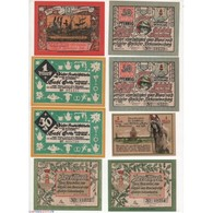 NOTGELD  WESTERLAND - 14 Different Notes - VARIANTE (W046) - Unclassified