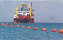 Venezuela, CAN2-0147-2b, Cable Submarino, - 07/96, 2 Scans.  GEM1A (Symmetric Black) - Venezuela