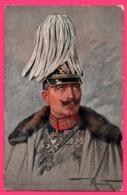 Kaiser Wilhelm II Nach Dem Neuesten Pastell Von Hofrat. A. KLAMROTH - Guillaume II - Edit. FRIEDRICH GRÖBER - Otros Ilustradores