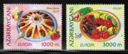 CEPT 2005 AZ MI 610-11 A AZERBAIJAN ** - 2005