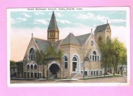 U.S.A. IOWA. CEDAR RAPIDS. GRACE EPISCOPAL CHURCH. - Cedar Rapids