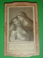 "N.D.des Afflictions - Santino Riproduzione ""n°°527 L.Turgis - Paris "" - Santini"