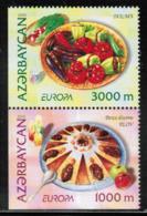 CEPT 2005 AZ MI 610-11 E D AZERBAIJAN - 2005