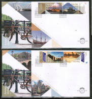 CEPT 2012 NL MI 2954-57 NETHERLAND FDC - 2012